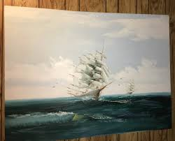 trying to find the worth of this unlisted painting by hewitt r jackson