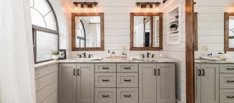 Modern farmhouse bathroom remodel ideas Rustic Farmhouse Denton Tx Contractor General Contractor Denton Dfw Contractor Residential Renovations Denton Home Irwin Construction Denton Tx General Contractor Modern Farmhouse Bathroom Before After Irwin Construction
