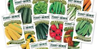 garden seeds. Simple Seeds FerryMorseLargeVegetableseeds591x300 Inside Garden Seeds