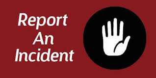 Report An Incident Complaint Or General Concern