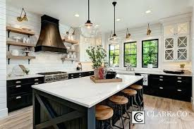 tour these modern farmhouse kitchens to understand how the style really does work well farm kitchen how to update your kitchen farmhouse style