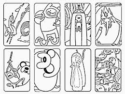 Small Picture Cartoons Free Printable Coloring Pages Adventure Time Coloring