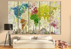 Wall Paintings Living Room Extra Large Wall Art Etsy