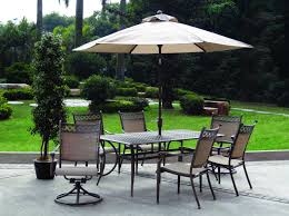 Outdoor Dining Table With Trends And Awesome Patio Sets Umbrella