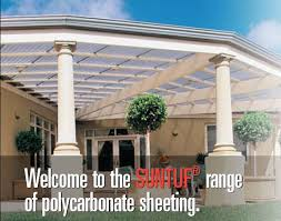 suntuf polycarbonate roof sheeting