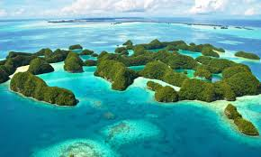 Exploring the paradise islands of Micronesia