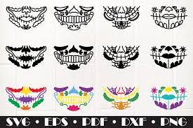 Whether you're newbie or a diy pro, cricut™ helps you cut and create personalized quality projects with ease. Skull Face Mask Svg Graphic By Natashaprando Creative Fabrica