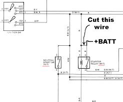 90 4runner starter wiring diagram wiring diagram 1993 toyota 4runner wiring diagram automotive circuit diagram90 4runner starter wiring diagram third level