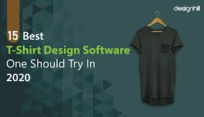 Software To Design Shirts 15 Best T Shirt Design Software One Should Try In 2020