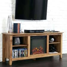 ventless fireplace tv stand no remote vent free gas fireplace tv stand