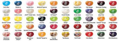 Harry Potter Jelly Bean Flavors Chart Demand High To Taste New Draft Beer And Beer Cocktail Recipes