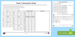 Free phonics worksheets from the creators of rock 'n learn. Phase 3 Phonics Letters And Sounds Assessment Sheets