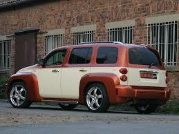 Heartbeat Motors Chevrolet HHR Capone Unveiled - autoevolution