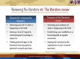 How to Write Literature Review APA Style