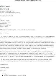 Lpn Cover Letter Samples Sample Practical Nursing Cover Letter