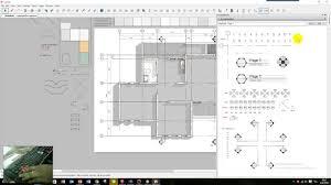 Landscape Design Computer Programs Layout Sketchup Drawing Floor Plan Part 01 Floor Plans