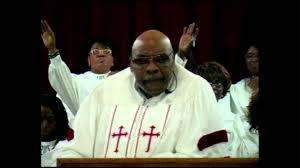 Rev. Dr. Clifton Rhodes, Jr. - w/ Music - Your Legacy Is More Than Your  Grave! - YouTube