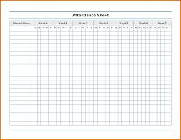 Employees Attendance Sheet Template Spreadsheet School Attendance Sheet Template Newe Training Tracker