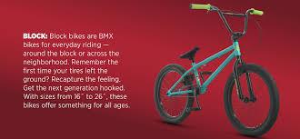 Redline Bmx Bikes At Nbs Bikes Newport Bike Shop Bicycle