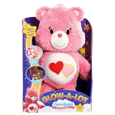 Glow In The Dark Teddy Bear Night Light