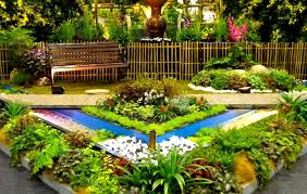 Small Picture Small Garden Bed Design Ideas The Garden Inspirations