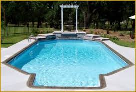 inground pools at night. Easy Entertainment - Pools Can Provide Hours Of Fun For Weekend Picnics, Lazy Summer Afternoons, And Romantic Nights. Inground At Night