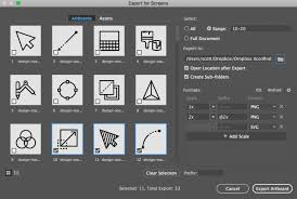 Weekoficons Optimize Icon Design With More Artboards Adobe Blog