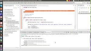 Prog Exercise Horizontal Barchart With Captions Java