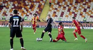 Süper Lig: Yeni Malatyaspor: 0 DG Sivasspor: 0 (ilk yarı) - Haberler Spor