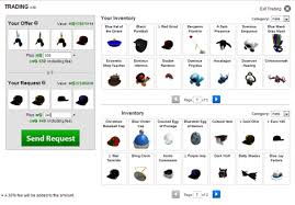 Roblox How To Make Pants Trading System Roblox Support