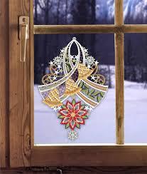 Gardinen Welt Online Shop Fensterbild Weihnachten