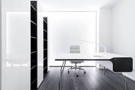 futuristic home office. Futuristic Spaceship-like Apartment In Moscow. White ApartmentModern ApartmentsOffice DesignsHome Home Office
