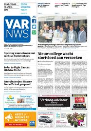 Varnws Stichtse Vecht 12 April 2018 By Varnws Issuu