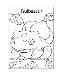 Small Picture bulbasaur coloring pages 28 images bulbasaur coloring pages