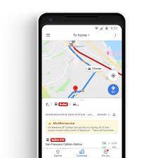 Take Control Of Your Commute With Google Maps