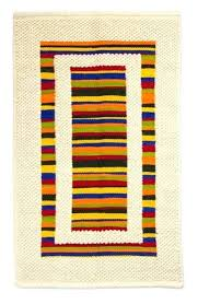 striped wool rug wool rug rainbow rectangle colorful striped wool accent ikea striped wool rug