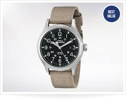 best watches under 150 askmen another affordable but truly manly military inspired watches is the expedition scout and it s about as good looking as they get the clean black dial gets