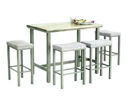 Kitchen Bar Table Long