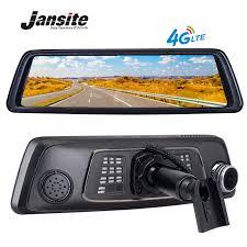 """<b>Jansite 10</b>""""Full <b>Touch</b> IPS car dvr <b>4G</b> Android Mirror GPS FHD ..."""