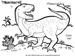 Small Picture Get This Free T Rex Coloring Pages 46159