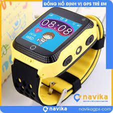Đồng hồ định vị trẻ em chính xác, nghe gọi, nhắn tin từ xa chính hãng -  Navika GPS - NavikaGPS
