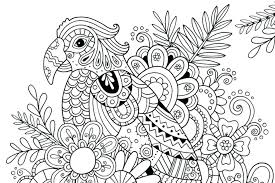 summer coloring book pages free printable for s colouring dian