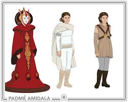 padme amidala costume ideas