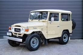 Sold: Toyota Land Cruiser BJ-42 (Diesel) (SWB) Auctions - Lot 2 ...