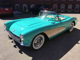 1956 Chevrolet Corvette for Sale | ClassicCars.com | CC-971280
