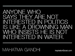 Political Quotes Custom Mahatma Gandhi Political Quotes Inspiration Boost