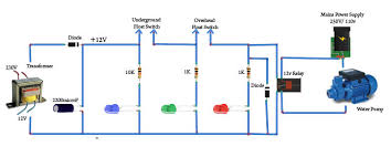 gallactronics diy water level controller NuWater Nr 500 at Nuwater Wiring Diagram