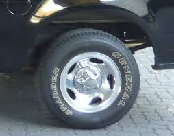 Max Tire Size For 2001 2wd Ford F150 Forum Community Of Ford