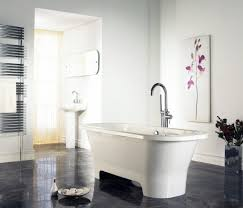 Bathroom:Luxury Spa Bathroom Fixtures With White Ceramic Bathup And Modern  Faucets Luxury Spa Bathroom