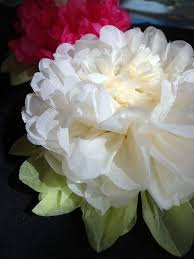 Tissue Paper Flower Ideas 14 Inch Multi Color Tissue Paper Flower Decorations Beige Combo 3 Pack On Sale Now Wedding Decorations